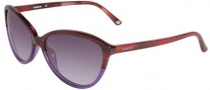 Bebe BB 7053 Sunglasses Sunglasses - Amethyst