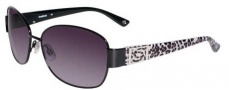Bebe BB 7054 Sunglasses Sunglasses - Jet
