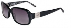 Bebe BB 7060 Sunglasses Sunglasses - Jet