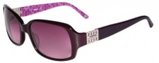 Bebe BB 7060 Sunglasses Sunglasses - Plum