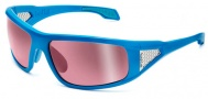 Bolle Diablo Sunglasses Sunglasses - 11556 Shiny Blue / Photo Rose Gun