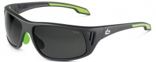 Bolle Rainier Sunglasses Sunglasses - 11548 Satin Dark Gray / Polarized TNS