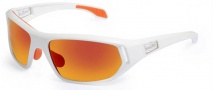 Bolle Cervin Sunglasses Sunglasses - 11586 Shiny White / TNS Fire