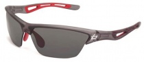 Bolle Tempest Sunglasses Sunglasses - 11484 Satin Crystal Gray / Photo Rose Gun