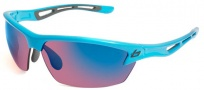 Bolle Bolt Sunglasses Sunglasses - 11522 Shiny Blue / Rose Blue