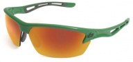 Bolle Bolt Sunglasses Sunglasses - 11523 Shiny Green / TNS Fire