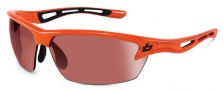 Bolle Bolt Sunglasses Sunglasses - 11524 Shiny Orange / Photo Rose Gun