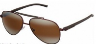 Tag Heuer Automatic Sun Vintage 0881 Sunglasses Sunglasses - 203 Dark Brown - Black Temples / Dark Brown Bar - Chocolate Frame / Outdoor Brown Lenses