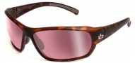 Bolle Bounty Sunglasses Sunglasses - 11533 Satin Crystal Tortoise / Photo Rose Gun