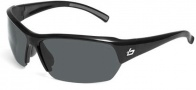 Bolle Ransom Sunglasses  Sunglasses - 11526 Shiny Black / TNS