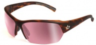 Bolle Ransom Sunglasses  Sunglasses - 11528 Satin Crystal Tortoise / Photo Rose Gun