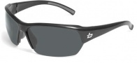 Bolle Ransom Sunglasses  Sunglasses - 11525 Shiny Black / Polarized TNS