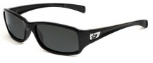 Bolle Reno Sunglasses Sunglasses - 11535 Shiny Black / Polarized TNS