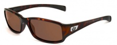 Bolle Reno Sunglasses Sunglasses - 11540 Light Crystal Brown / TLB Dark Gradient