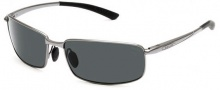 Bolle Benton Sunglasses Sunglasses - 11564 Shiny Gunmetal / TNS