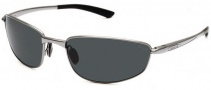 Bolle Del Mar Sunglasses Sunglasses - 11560 Shiny Gunmetal / TNS
