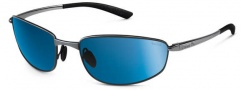 Bolle Del Mar Sunglasses Sunglasses - 11563 Satin Silver / Polarized GB-10