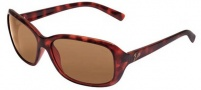 Bolle Molly Sunglasses Sunglasses - 11518 Dark Tortoise / TLB Dark
