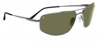 Serengeti Levanto Sunglasses Sunglasses - 7588 Shiny Gunmetal / 555NM Polarized 