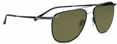 Serengeti Marco Sunglasses Sunglasses - 7545 Satin Black / Drivers