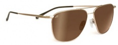 Serengeti Marco Sunglasses Sunglasses - 7547 Shiny Gunmetal / Drivers Polarized 