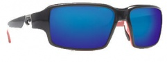 Costa Del Mar Peninsula RXable Sunglasses Sunglasses - Black Coral