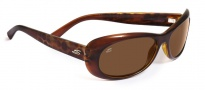 Serengeti Bella Sunglasses Sunglasses - 7632 Shiny Bubble Tortoise / Drivers