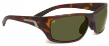 Serengeti Orvieto Sunglasses Sunglasses - 7618 Satin Crystal Smoke Fade / Polar PHD Drivers