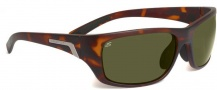 Serengeti Orvieto Sunglasses Sunglasses - 7620 Satin Crystal Tortoise / Polar PHD Drivers
