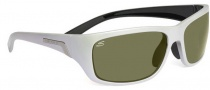 Serengeti Orvieto Sunglasses Sunglasses - 7617 Silver Pearl Black / Polar PHD Sedona