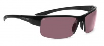 Serengeti Corrente Sunglasses Sunglasses - 7690 Shiny Black / Crystal Gray / Polar PHD Sedona