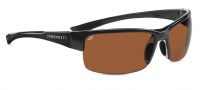 Serengeti Corrente Sunglasses Sunglasses - 7697 Shiny Hematite / Crystal Clear / Polar PHD Drivers