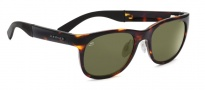Serengeti Milano Sunglasses Sunglasses - 7661 Dark Tortoise / 555NM Polarized