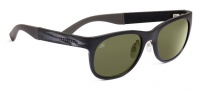Serengeti Milano Sunglasses Sunglasses - 7660 Metallic Stripe / 555NM Polarized