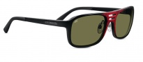 Serengeti Lorenzo Sunglasses Sunglasses - 7654 Shiny Red Granite / 555NM