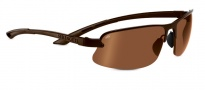 Serengeti Destare Sunglasses Sunglasses - 7688 Satin Brown / Polar PHD Drivers Gold 
