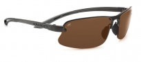 Serengeti Destare Sunglasses Sunglasses - 7687 Shiny Dark Gunmetal / Polar PHD 