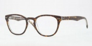 Brooks Brothers BB2005 Eyeglasses Eyeglasses - 6048 Tortoise Crystal