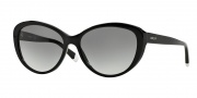DKNY DY4084 Sunglasses Sunglasses - 300111 Black / Gray Gradient