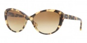 DKNY DY4084 Sunglasses Sunglasses - 33272L Honey Tortoise / Brown Gradient