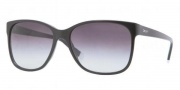 DKNY DY4085 Sunglasses Sunglasses - 30018G Black / Gray Gradient