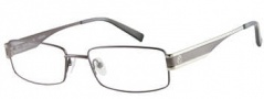 Guess GU 1719 Eyeglasses Eyeglasses - GUN: Satin Gunmetal 
