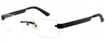 Guess GU 1734 Eyeglasses Eyeglasses - BLK: Black Satin 