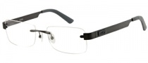 Guess GU 1734 Eyeglasses Eyeglasses - GUN: Gunmetal Satin 