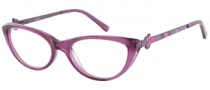 Guess GU 2257 Eyeglasses  Eyeglasses - PUR: Purple Sparkle