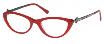 Guess GU 2257 Eyeglasses  Eyeglasses - RD: Red Sparkle 