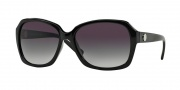 DKNY DY4087 Sunglasses Sunglasses - 30018G Black / Gray Gradient