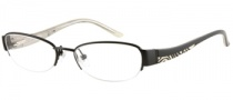 Guess GU 2263 Eyeglasses Eyeglasses - BLK: Black Satin