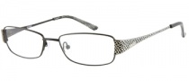 Guess GU 2269 Eyeglasses Eyeglasses - BLK: Satin Black