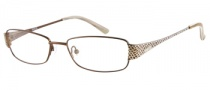 Guess GU 2269 Eyeglasses Eyeglasses - BRN: Satin Brown